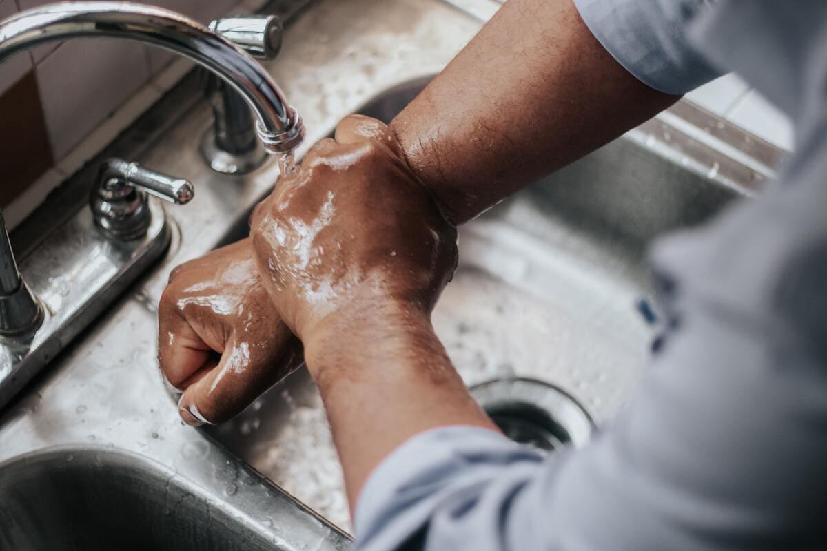 手洗い【新型コロナウイルスの感染予防①】